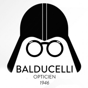 logo balducelli opticiens star wars masque dark vador lunettes homme femme montbeliard