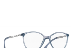 Lunettes chanel femme eyewear balducelli opticiens montbeliard 3304B gris transparent strass ronde haute