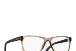 Lunettes chanel femme eyewear balducelli opticiens montbeliard 3325 rectangle marron glacé transparent matelassé