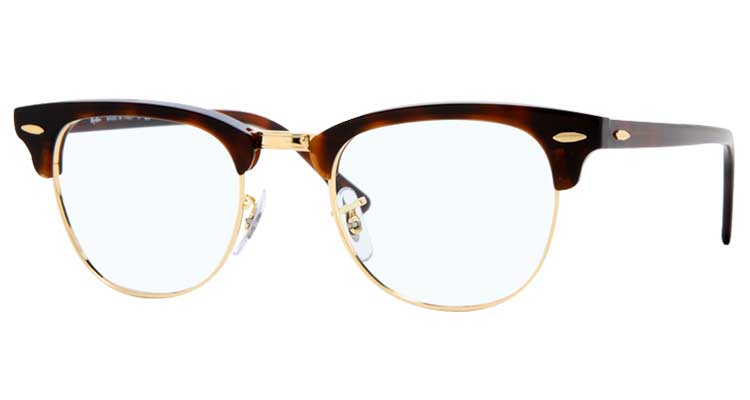 Ray Ban Clubmaster Femme Vue