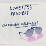 collection peugeot par balducelli gerard opticien 1990