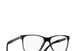 Lunettes chanel femme eyewear balducelli opticiens montbeliard 3320 gris noir argent rectangle chaine sac coco