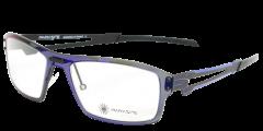 lunettes parasite eyewear homme orbit gris transparent argent metal balducelli opticiens montbeliard audincourt sochaux montbeliard