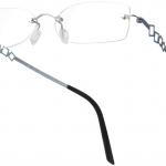 lunettes minima légère discrete percée femme