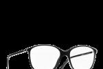 Lunettes chanel femme eyewear balducelli opticiens montbeliard 3219 ulta fine noire rectangle ronde double c