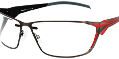 Lunettes parasite eyewear balducelli opticiens montbeliard futuriste argent gris homme fine zeta