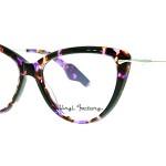 lunettes vinyl factory à montbeliard balducelli opticiens icon andy warhol retro chic homme femme hagen plastique branches metal ecaille foncée papillon